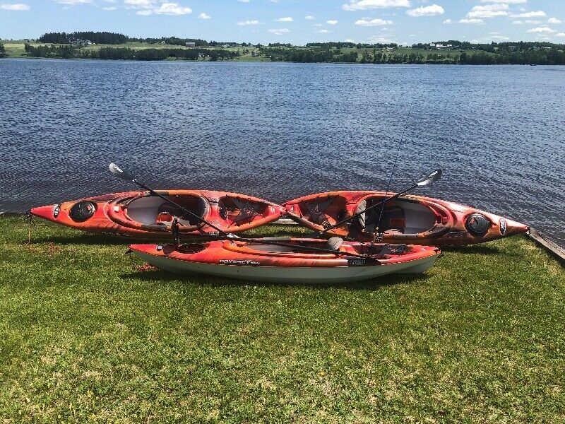 Pelican Premium Kayak - Costco bought | Canoes, Kayaks & Paddles | Moncton  | Kijiji