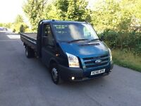 Ford transit drop side