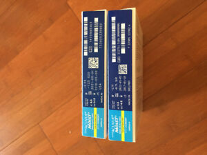 1-Day Acuvue Moist Contact Lenses (Unopened Boxes)