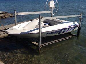 Seadoo boat