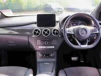 2017 Mercedes-Benz B Class B180d AMG Line Executive 5dr Auto Hatchback Diesel Au