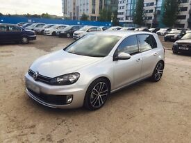 Vw Golf GTD - Front & rear headlights - NOT LED