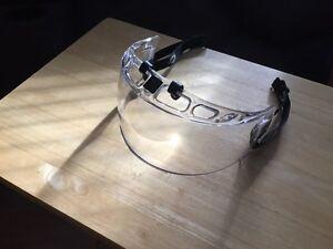 Oakley hockey visor