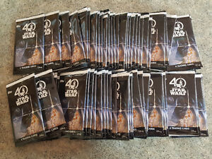 Star Wars NIW Trading Cards
