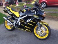 99 CBR600-f sell/swap/px cash either way for bigger or newer