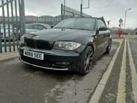 2008 BMW 1 Series 125i SE 2dr Step Auto CONVERTIBLE Petrol Automatic