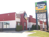 Storage and Moving Supplies 1st Month FREE!*