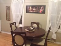 One bedroom/bachelor All included. 575.00!! Available July 1st
