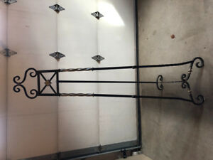 Metal Floor Easel/Art Stand