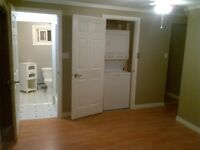Availible November 1st  One Bedroom Private Laundry Large Porch