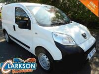 2013 Peugeot Bipper 1.3HDi 49k miles / 1 owner / yours for £107 p/m