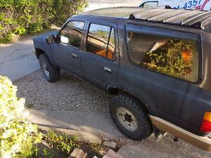 1990 Toyota 4Runner SR5 4x4