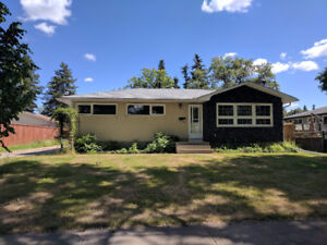 Price Reduced! Fully Renovated 4 Bedroom Bungalow in St. Albert