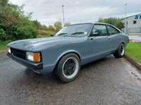 Ford Granada 3.0 Manual 5 Speed Cokebottle Coupe