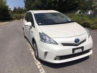 Toyota Prius Plus/Prius Alpha/Prius+ Hybrid 1.8 2013(13) 7 SEATS (BIMTA)