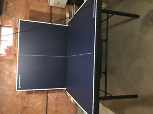 Starcraft Ping Pong Table