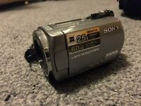 Sony DCR-SR72 Handycam with extras