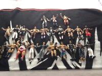 WWE wrestling figures