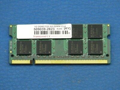 533 1gb Sodimm Notebook Speicher (1GB Ram Speicher DDR2 533 SO-Dimm CL4 Notebook 9100337201-44082)