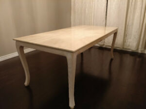 Beautiful Marble Dining Table
