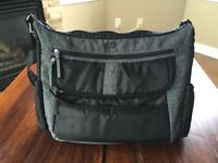 Lug Hula Hoop Diaper Bag - almost new!