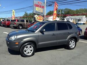 2008 Hyundai Tucson GL, FREE 2 YEAR WARANTY INCLUDED!!