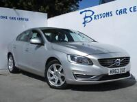 2013 63 Volvo S60 1.6TD D2 SE Lux Manual Diesel for sale in AYRSHIRE