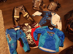 Youth dirtbike gear