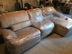 Sofa Sectionnel inclinable à vendre