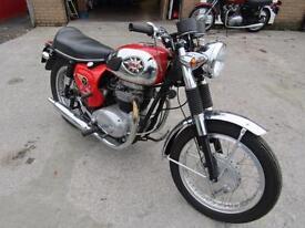 BSA A50 CYCLONE 1964