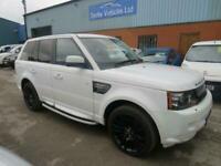 2012 Land Rover Range Rover Sport 3.0 SD V6 HSE (Luxury Pack) 4X4 5dr SUV Diesel