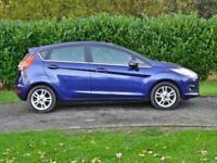 Ford Fiesta 1.0 Zetec 5dr PETROL MANUAL 2015/65