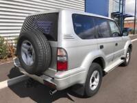 TOYOTA LAND CRUISER COLORADO 3.0 TD GX (1999) AUTOMATIC + DIESEL + 8 SEATS + 4X4
