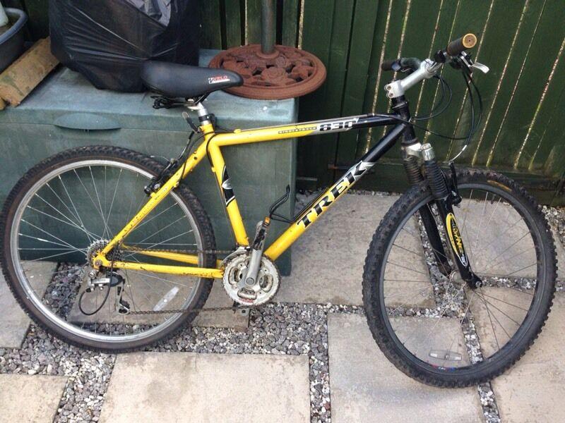 Trek 830 Mountain Bike For Sale In Barrhead Glasgow Gumtree