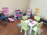 Little Bow Peeps Day Nursery, Mile End