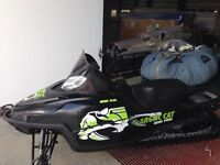 2010 Arctic Cat Crossfire Limited 800