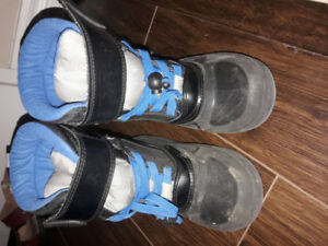 Toddler winter boots cougar