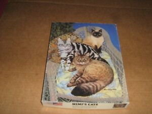 CATS - GREAT AMERICAN PUZZLE  FACTOR -550  PIECES - $7.00 EACH