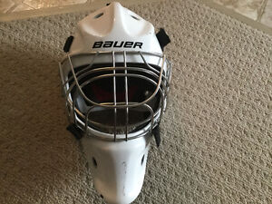 Bauer nme7 fit 3 goalie mask
