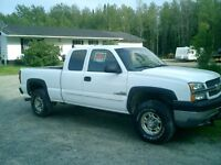 2003 Chevrolet C/K Pickup 2500 HD extra cab