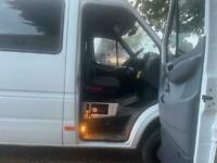 Sprinter LWB High Roof Former Police Bus And Downplated to 3.5 Ton