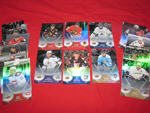 Almost 400 different McDonald's hockey cards, incl 3 full sets!*