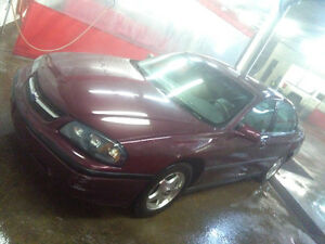 04 Chevy-Impala LT, (Solid & Only 165KMs) Just $4500 OBO
