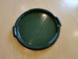 Plastic Round Trays/Plates