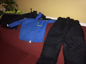 Size 6x Boys Snow Suit