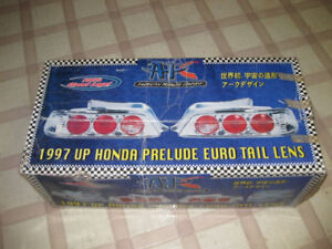 97-01 Prelude Tail Lights