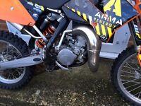 Ktm 85 big wheel 2010