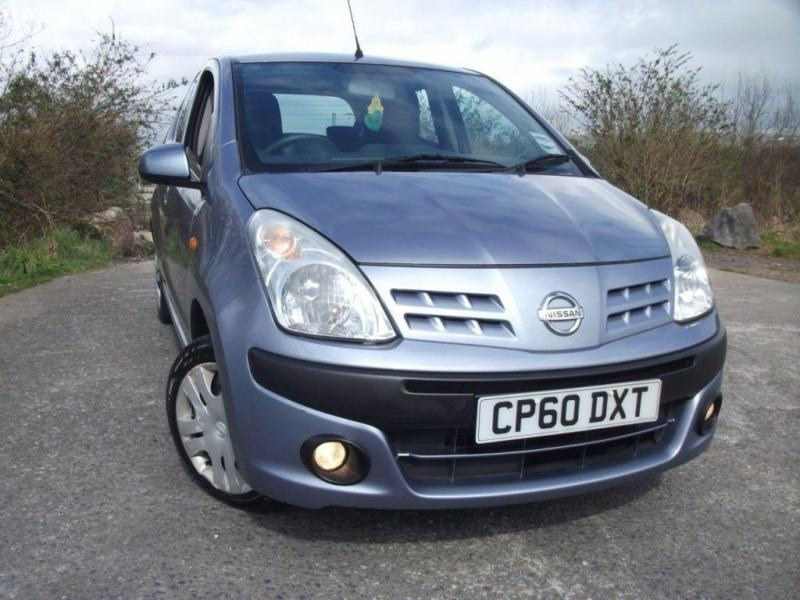 2010 60 NISSAN PIXO 1.0 N-TEC 5D 67 BHP ** ONE OWNER FROM NEW!**