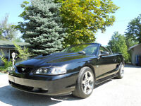 1994 Ford Mustang GT Convertible 331 stroker SUPERCHARGED 700HP