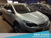 2013 VAUXHALL ASTRA 1.7 CDTi 16V ecoFLEX Exclusiv 5dr [Start Stop]